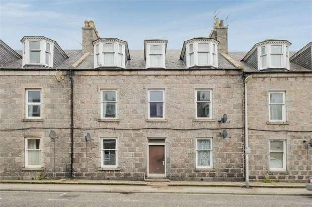3 Bedrooms Flat for sale in 10 Granton Place, Aberdeen, Aberdeen