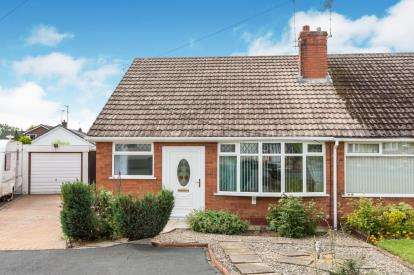 2 Bedrooms Bungalow for sale in Beaumont Close, Wistaston, Crewe, Cheshire