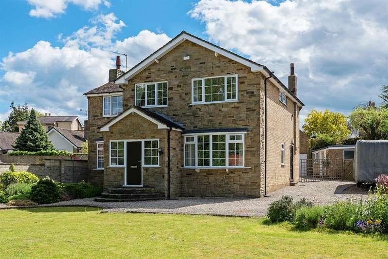 4 Bedrooms Detached House for sale in Yoredale House, Kangel Close, Ripon, HG4 1DE