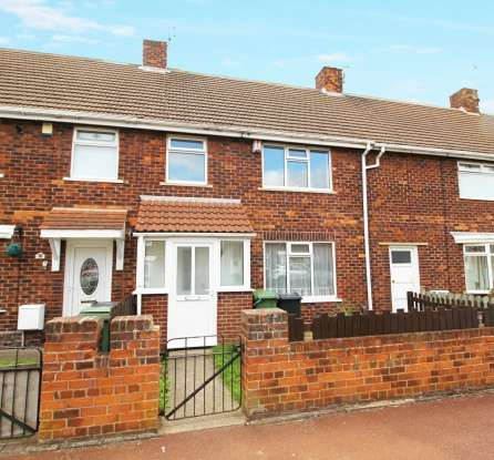 3 Bedrooms Terraced House for sale in Martin Grove, Hartlepool, Cleveland, TS25 5PP