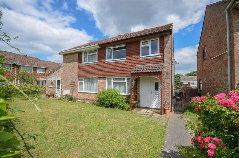 3 Bedrooms Semi Detached House for sale in Ash Close, Little Stoke, Bristol, BS34 6RF