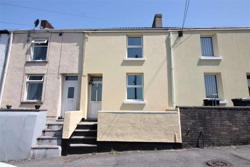 2 Bedrooms House for sale in Kimberley Terrace, Georgetown, Tredegar