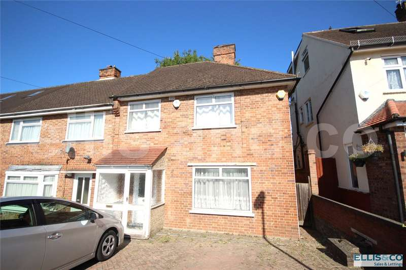 3 Bedrooms Property for sale in Salcombe Gardens, Mill Hill, London