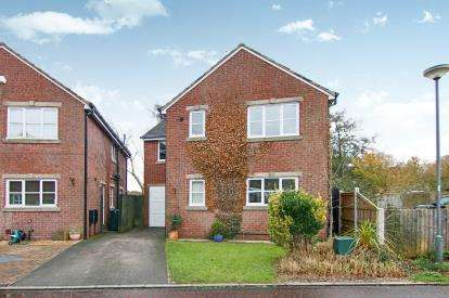 3 Bedrooms Detached House for sale in Wheelwrights Wharf, Scarisbrick, Ormskirk, Lancashire, L40