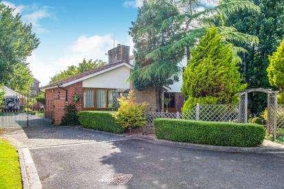 4 Bedrooms Detached House for sale in Hilbre Close, Southport, Lancashire, Uk, PR9