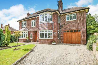 5 Bedrooms Detached House for sale in Blackwell Lane, Darlington, County Durham, Darlington