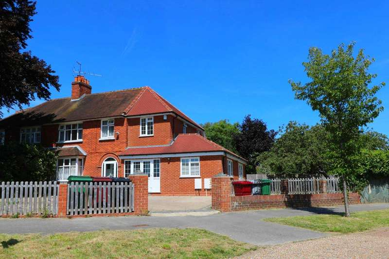 2 Bedrooms Semi Detached House for sale in Winser Drive Reading