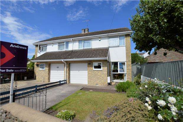 3 Bedrooms Semi Detached House for sale in Factory Road, Winterbourne, Bristol, BS36 1QN