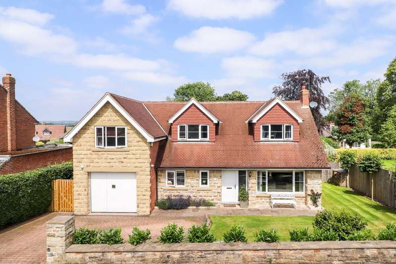 4 Bedrooms Detached House for sale in Woolgreaves Drive, Sandal, Wakefield