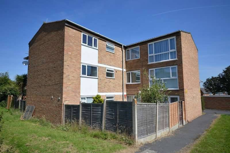 1 Bedroom Flat for sale in Willmott Close, Whitchurch, BS14