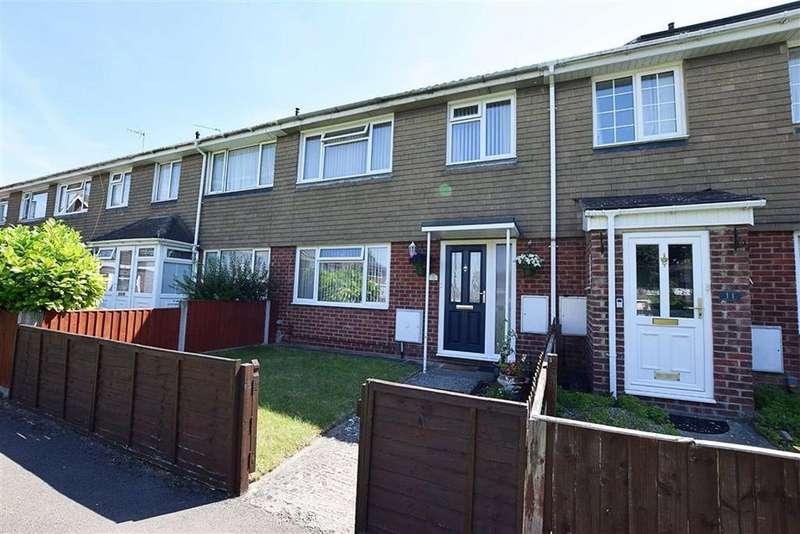 3 Bedrooms Terraced House for sale in Ravis Close, Saintbridge, Gloucester, Gloucester