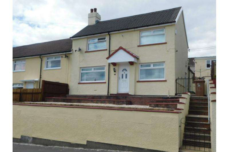 3 Bedrooms End Of Terrace House for sale in Fflorens Road, Gwent, Newbridge
