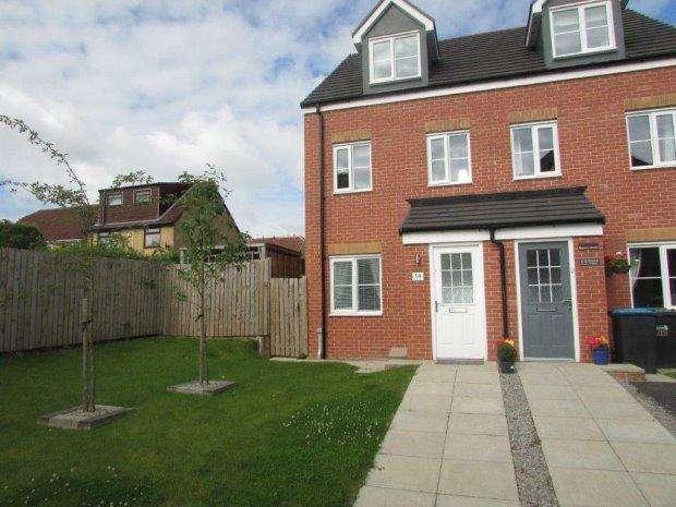 3 Bedrooms Terraced House for sale in OXFORD CLOSE, PETERLEE, PETERLEE