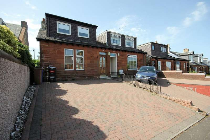 3 Bedrooms Semi Detached House for sale in Craigie Road, Kilmarnock KA1