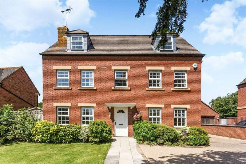 5 Bedrooms Detached House for sale in Yeldham Mews, Pittville, Cheltenham, Gloucestershire, GL52