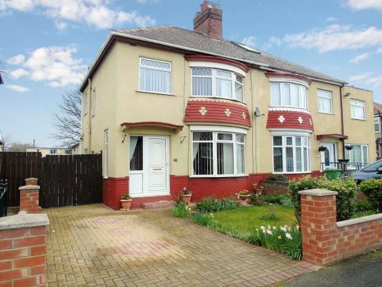 3 Bedrooms Semi Detached House for sale in Windsor Road, Stockton-On-Tees, Cleveland, TS17 8PW