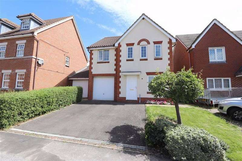 4 Bedrooms Detached House for sale in Middleton Way, Leighton Buzzard