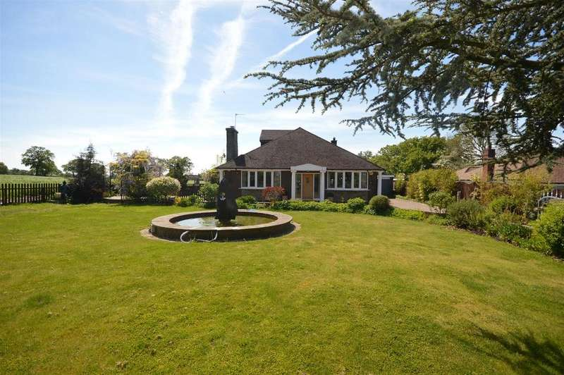 5 Bedrooms Detached House for sale in Booth Lane, Sandbach