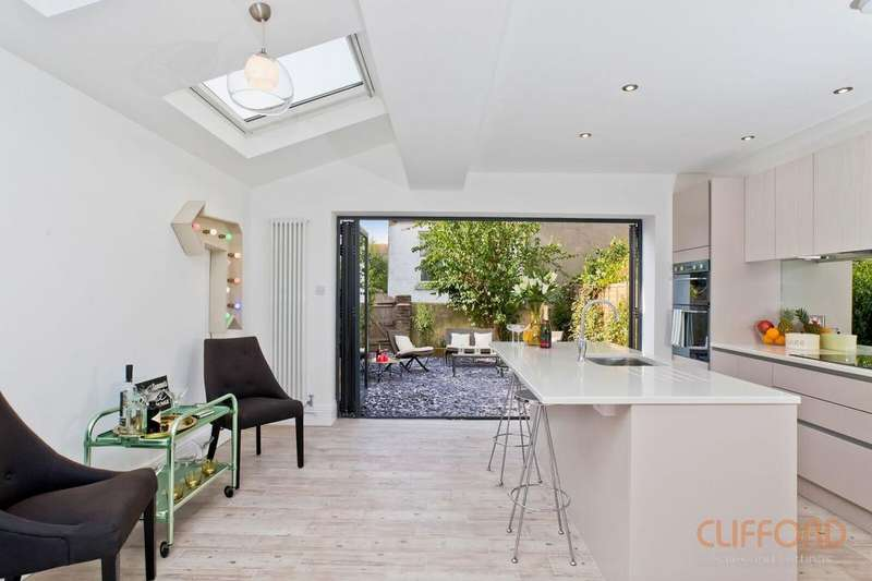 4 Bedrooms House for sale in Port Hall Road, Brighton BN1