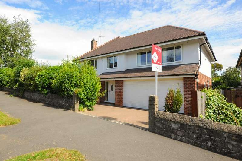 6 Bedrooms Detached House for sale in Rushley Avenue, Dore