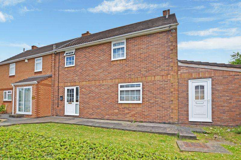 3 Bedrooms Semi Detached House for sale in New Fosseway Road, Whitchurch, Bristol