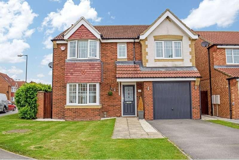 5 Bedrooms Property for sale in Rothbury Drive, Ashington, Ashington, Northumberland, NE63 8TJ
