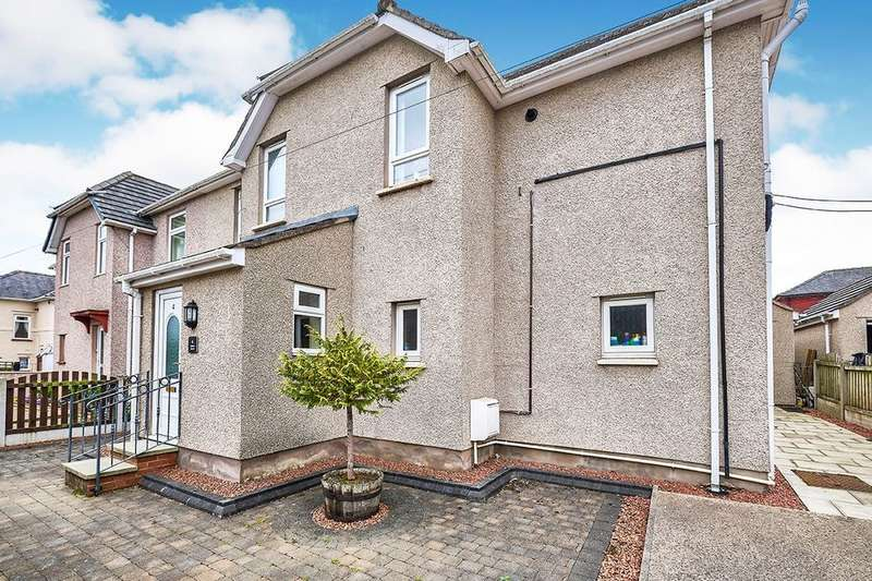 3 Bedrooms Semi Detached House for sale in Nelson Square, Egremont, CA22