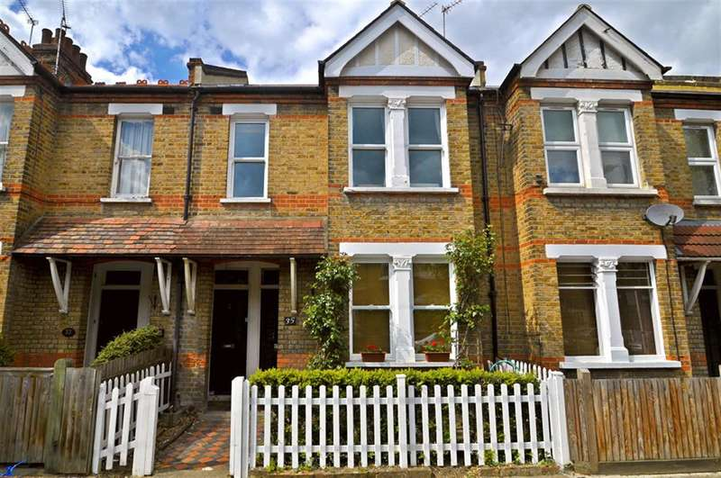 1 Bedroom Farm House Character Property for sale in Cumberland Road, Hanwell, W7 2ED