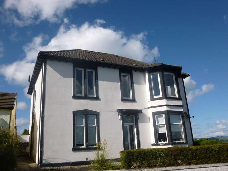 3 Bedrooms Flat for sale in Dargai 18 Clyde Street, Kirn, DUNOON, PA23 8DX