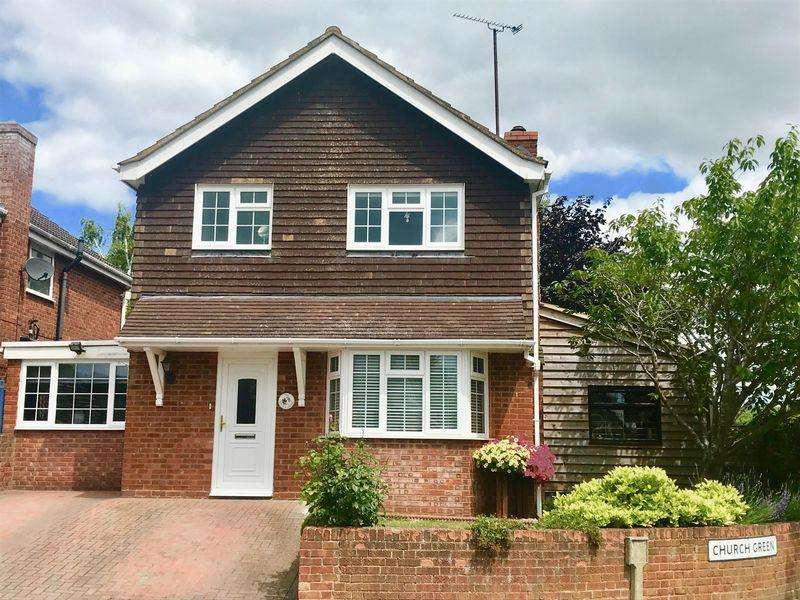 4 Bedrooms Detached House for sale in Church Green, Totternhoe