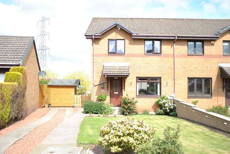 3 Bedrooms Semi-detached Villa House for sale in Hallcraigs, Kirknewtons EH27