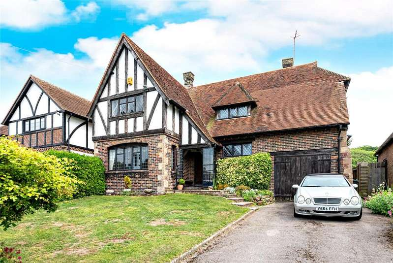 4 Bedrooms Detached House for sale in Dean Court Road, Rottingdean, Brighton, BN2