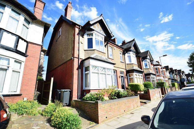 4 Bedrooms Semi Detached House for sale in Tennyson Road