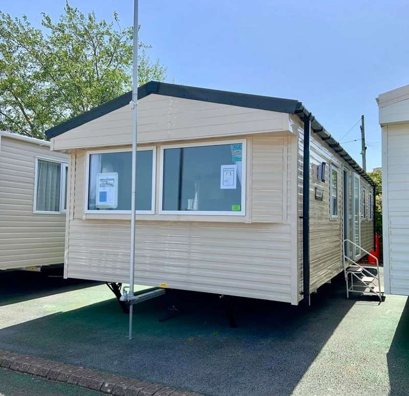 3 Bedrooms Caravan Mobile Home for sale in Quay West Holiday Park, Ceredigion
