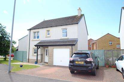 4 Bedrooms Detached House for sale in Coxswain Drive, Troon