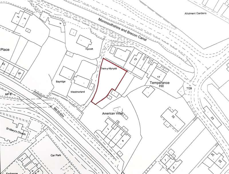 Plot Commercial for sale in Temperance Hill, Risca, Newport, NP11