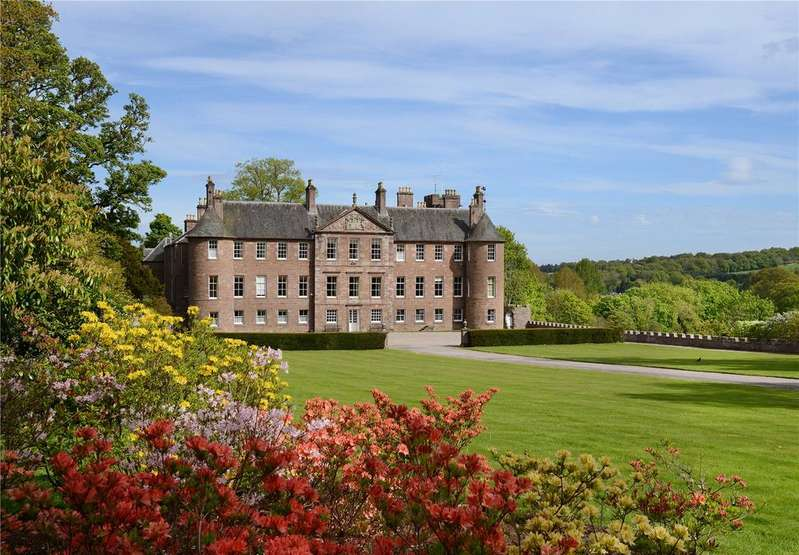 12 Bedrooms Unique Property for sale in Brechin Castle, Brechin, Angus, DD9