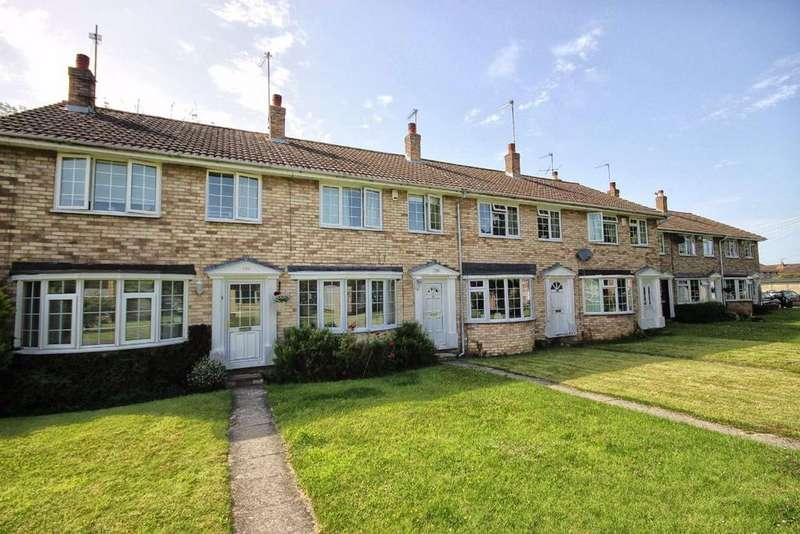 3 Bedrooms Terraced House for sale in Broad Oak Way, Hatherley, Cheltenham, GL51