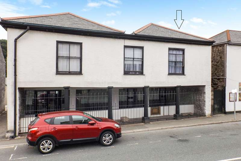 3 Bedrooms Property for sale in Apartment 2 The Old Market House Fore Street St Blazey PL24 2NJ