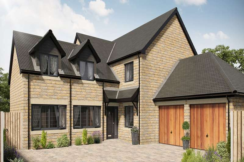 5 Bedrooms Detached House for sale in The Rufford Lodge Lane, Singleton, Poulton-Le-Fylde, Lancashire, FY6