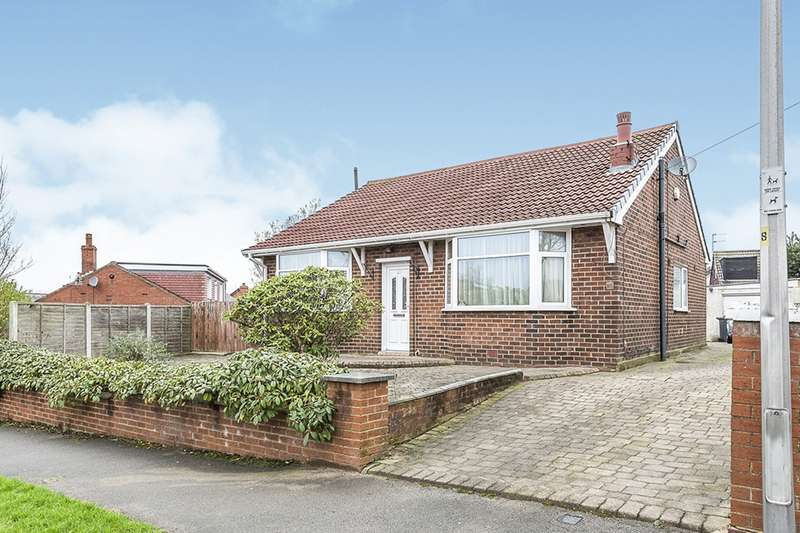 3 Bedrooms Detached Bungalow for sale in Belmont Road, Adlington, Chorley, Lancashire, PR6