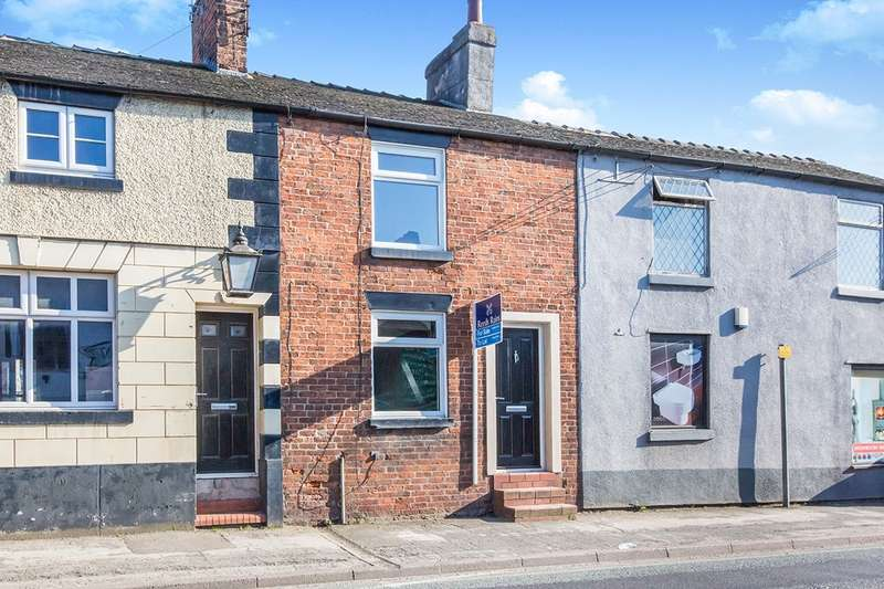 2 Bedrooms House for sale in Willow Street, Congleton, Cheshire, CW12