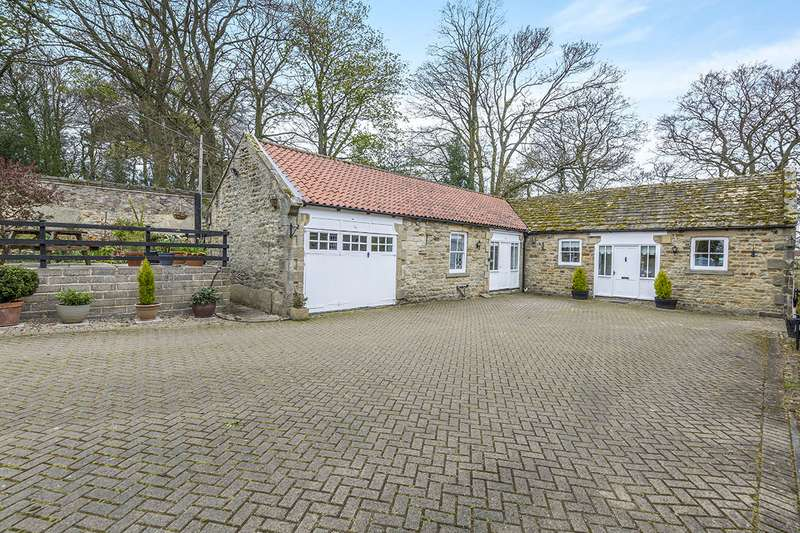 2 Bedrooms Detached House for sale in Fir Tree Grange, Howden Le Wear, Crook, County Durham, DL15