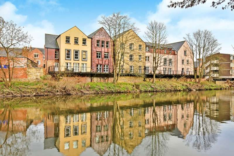3 Bedrooms Apartment Flat for sale in New Elvet, Durham, DH1