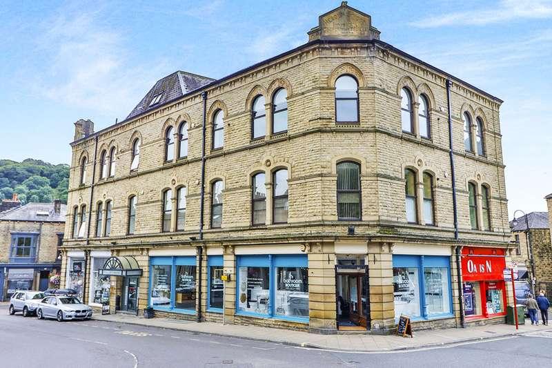 1 Bedroom Apartment Flat for sale in Albert Street, Hebden Bridge, West Yorkshire, HX7