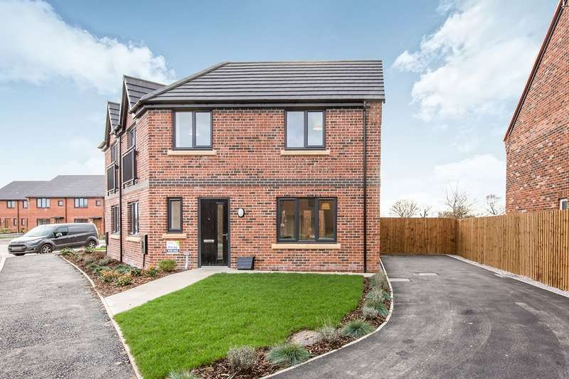 3 Bedrooms Semi Detached House for sale in Westfield Close, Winsford, Cheshire, CW7