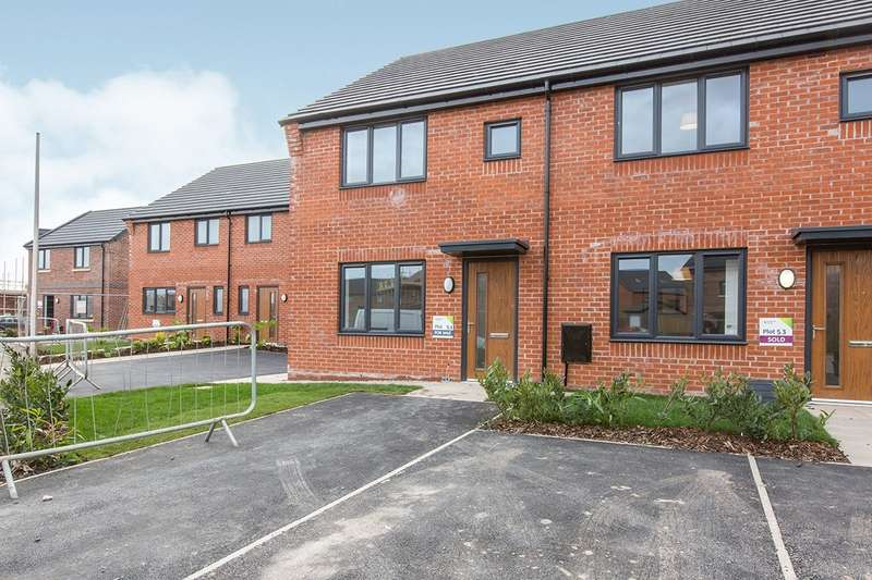 3 Bedrooms Semi Detached House for sale in Woodford Lane West, Winsford, Cheshire, CW7