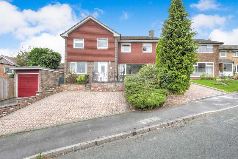 4 Bedrooms Detached House for sale in Bean Leach Drive, Offerton, Stockport, Cheshire, SK2