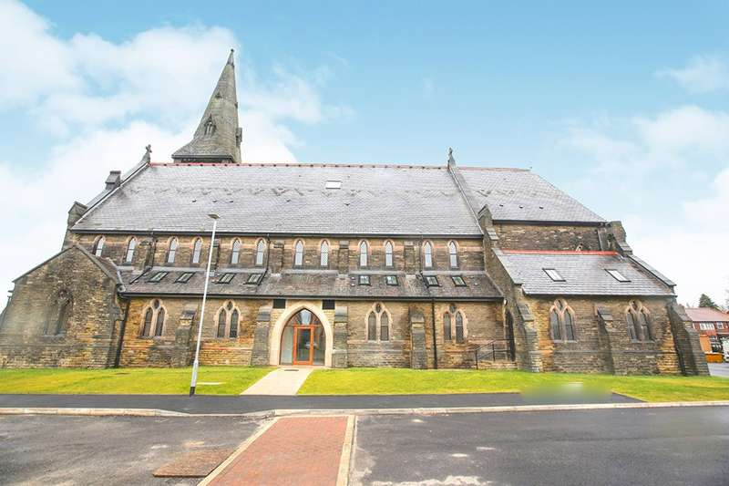 2 Bedrooms Apartment Flat for sale in Bennett Street, Hyde, Cheshire, SK14