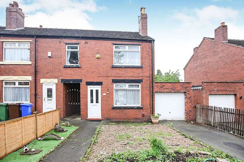 3 Bedrooms Semi Detached House for sale in Markham Street, Hyde, Cheshire, SK14